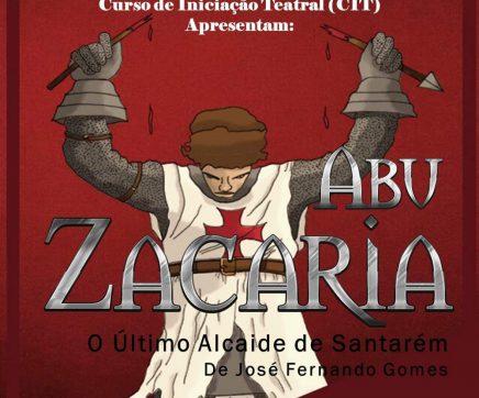 'Abu Zacaria, O último Alcaide de Santarém' em cena no Teatro Sá da Bandeira
