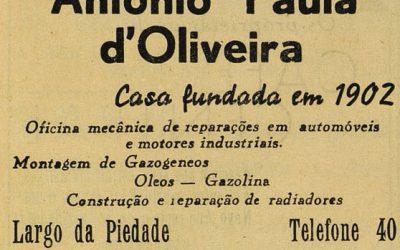 """OPINIÃO: António Paula de Oliveira, """"o hábil industrial"""""""