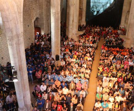 Cerimónia de reconhecimento desportivo distingue atletas do concelho de Santarém