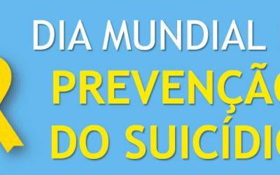 Azambuja associa-se ao Dia Mundial da Prevenção do Suicídio