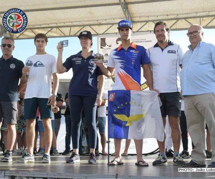 Piloto ribatejana Joana Graça sagra-se campeã nacional de Jet Ski