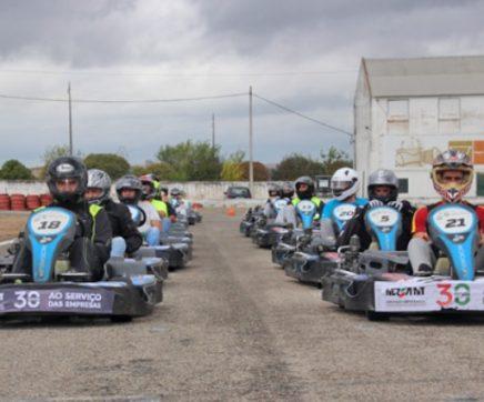 Riográfica vence Grande Prémio Empresarial de Karting da NERSANT