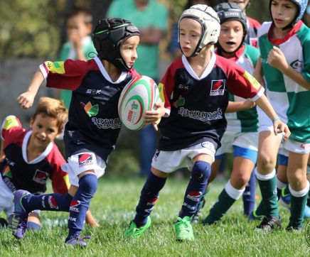 """""""Half Time"""" marca regresso do Rugby Clube de Santarém aos treinos"""