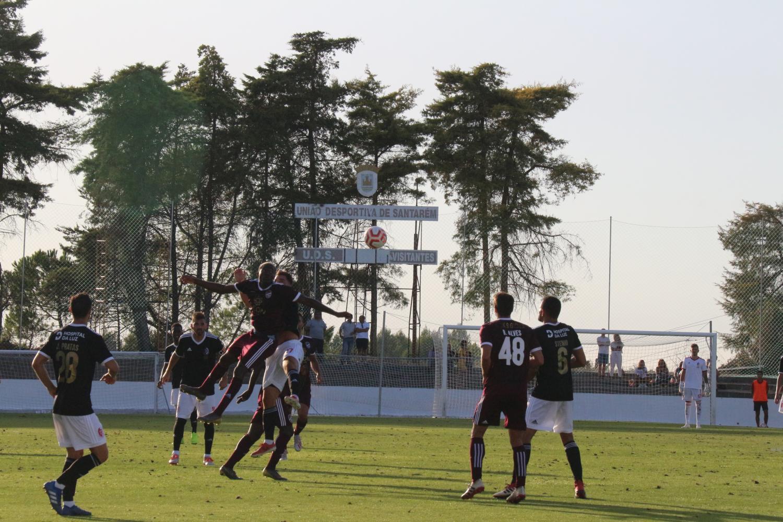 União de Santarém e CD Fátima caem na 4ª jornada do Campeonato de Portugal