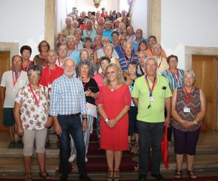 Autocaravanistas reúnem-se pela primeira vez em Santarém