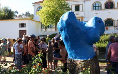 VÍDEO | Inaugurada a Bienal de Coruche que leva as artes ao Bairro Novo