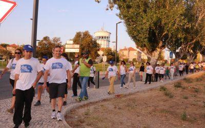 Caminhada marca início da Semana Europeia da Mobilidade em Santarém