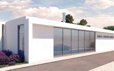 Crematório de Santarém já começou a ser construído