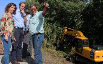 Obras no valor de mais de meio milhão de euros nos diques de Valada já arrancaram