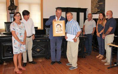 Ex-presidente da Câmara do Entroncamento homenageado em Cabo Verde