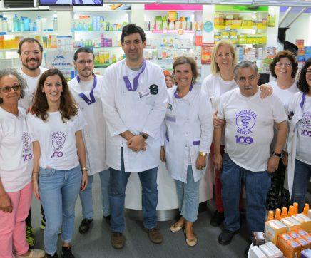 VÍDEO | Caminhada comemora 124 anos da Farmácia Batista em Santarém
