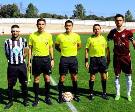 Fátima passa com distinção para a 3ª eliminatória da Taça de Portugal. Coruchense perde no Montijo