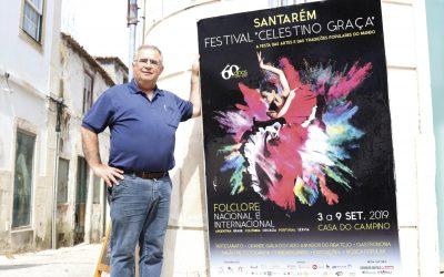 VÍDEO | Festival 'Celestino Graça' arranca hoje em Santarém