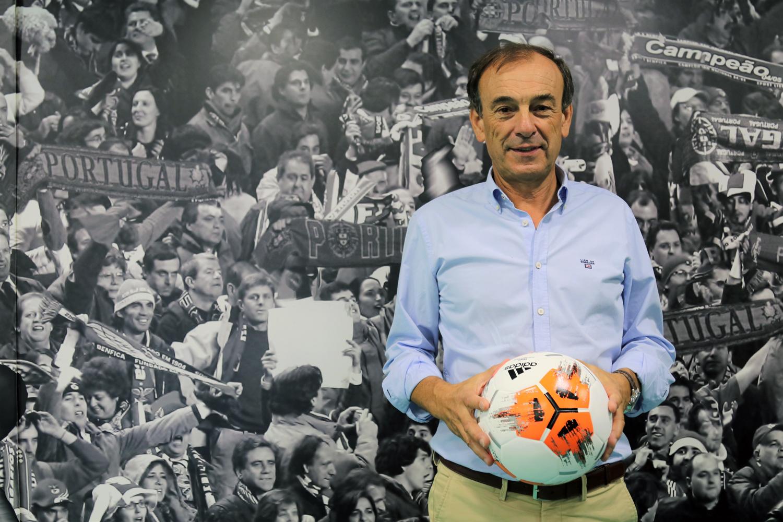"""Francisco Jerónimo: """"Se a aposta é na formação, não podem vir 'aviões' de atletas estrangeiros"""""""