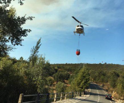 PSD questiona reposicionamento provisório em Vila Real de helicóptero previsto para Ferreira do Zêzere