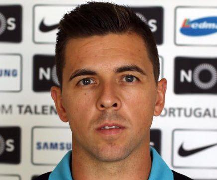 Árbitro ribatejano estreia-se na primeira liga no jogo entre Marítimo e Belenenses SAD