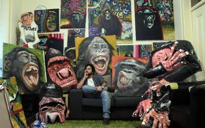 Fronteiras inspiram 12 obras da terceira Residência Artística de Santarém