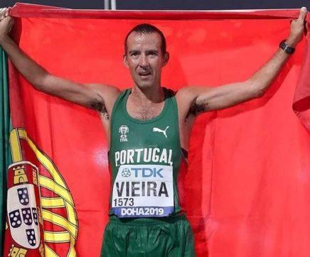 João Vieira conquista prata no Campeonato do Mundo