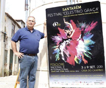"""""""Aposto num futuro cada vez mais auspicioso para o  Festival 'Celestino Graça'"""""""