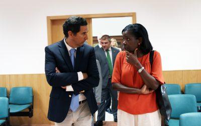 VÍDEO | Juiz presidente da Comarca de Santarém denuncia falta de condições à Ministra da Justiça