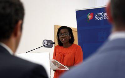 Ministra da Justiça inaugura novas instalações das equipas de Reinserção Social e Vigilância Eletrónica em Santarém