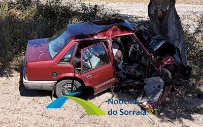Despiste provoca dois mortos na EN 10