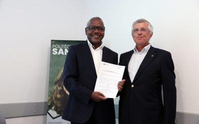 Politécnico de Santarém reforça cooperação internacional com Cabo Verde
