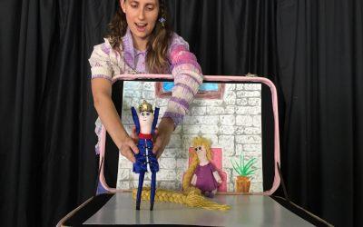 Teatro de Marionetas Rapunzel no Chouto