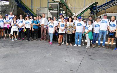 """""""Rota das Oliveiras"""" junta dezenas de participantes em São Vicente do Paúl"""