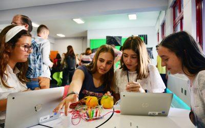 VÍDEO | Escola D. João II, em Santarém, recebe Sala do Futuro