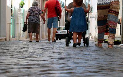Distrito de Santarém está a envelhecer e a perder população