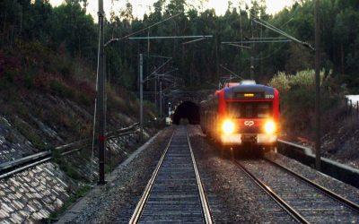 IP investe 500 mil euros no túnel ferroviário entre Santarém e Leiria