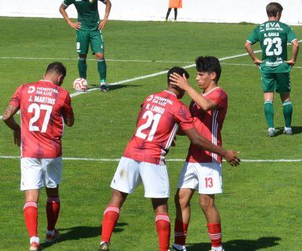 Taça de Portugal: União de Santarém x Farense (1-2)