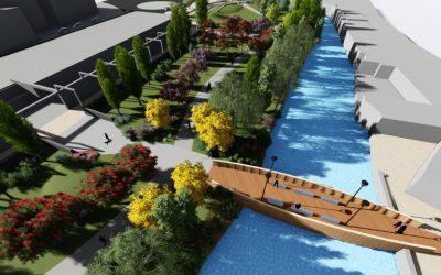 Autarquia de Torres Novas aprova intervenção de um milhão de euros no Almonda Parque