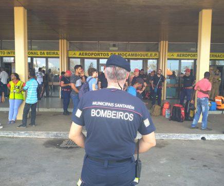 Bombeiros da região que prestaram socorro durante as cheias de Moçambique ainda não receberam