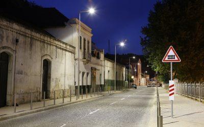 Município de Santarém adquire mais 14.000 luminárias para cobrir 93,2 % do concelho