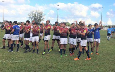 Rugby Clube de Santarém entra com o pé direito no campeonato nacional da 1ª divisão