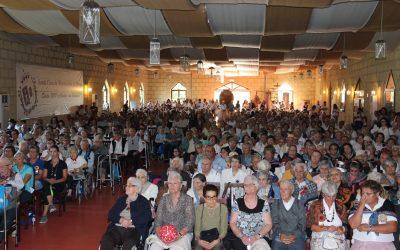 Festival da Terceira Idade na Misericórdia de Pernes juntou mais de 850 utentes