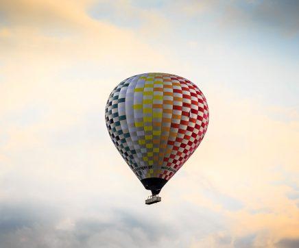 Maior balão de ar quente do mundo presente no Festival de Balonismo de Coruche