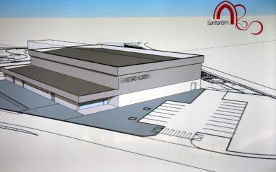 Santarém aprova empreitada para a Construção do Pavilhão Desportivo de Alcanede