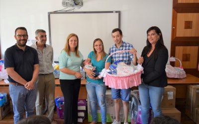 """Mais 11 cabazes """"Bebé Feliz"""" entregues pela Câmara Municipal de Alcanena"""