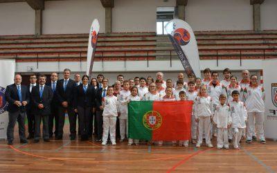 27 atletas da Amicale marcam presença no Campeonato do Mundo de Karaté