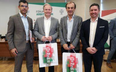 Almeirim recebe Fórum Nacional de Arbitragem