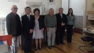 Secretário-Geral da Cáritas de Macau visita Diocese de Santarém
