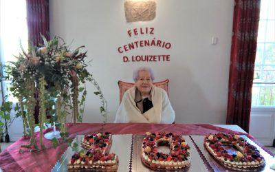 Quinta de Valmonte celebra o Centenário de Louizette Ferraz