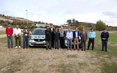 VÍDEO | CIMLT cede duas viaturas eléctricas e partilha cartografia digital à GNR