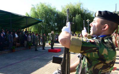 Constância recebe cerimónia de Entrega do Estandarte Nacional à 10.ª Força Nacional Destacada para o Iraque