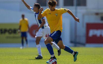 Ribatejano Daniel Bragança chamado à Seleção Nacional de Sub21