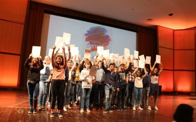 Câmara de Santarém distingue mais de 700 alunos com Diplomas do Quadro de Valor e Excelência