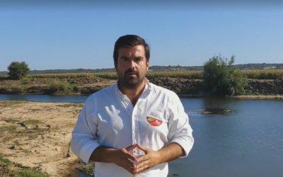 """PSD acusa Governo de """"embuste"""" na limpeza do Sorraia mas APA assegura que trabalhos continuam"""